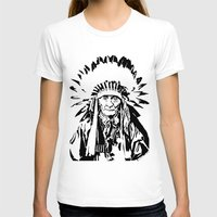 native american T-shirts featuring Native by Lauryn Danae