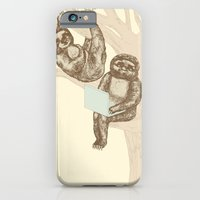 iPhone & iPod Case featuring Evolution by Mirisch