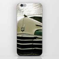 Chevrolet beauty iPhone & iPod Skin