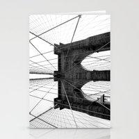 Brooklyn Web II Stationery Cards