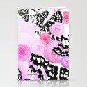 Camellia Blush Stationery Cards