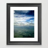 Sky 3 Framed Art Print