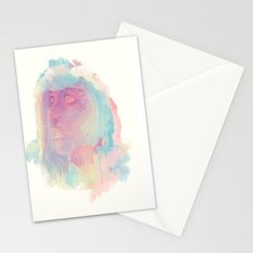 Wild Girl 2 Stationery Cards