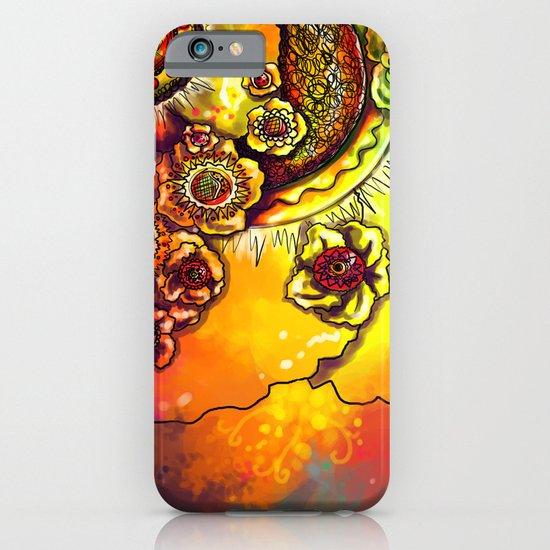 FLOWER II iPhone & iPod Case