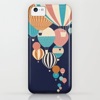 iPhone 5c Cases featuring Balloons by Jay Fleck