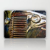 A Car Of A Different Col… Laptop & iPad Skin