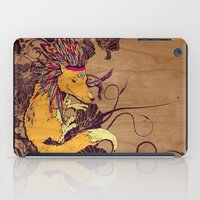Spirit Happy Fox iPad Case