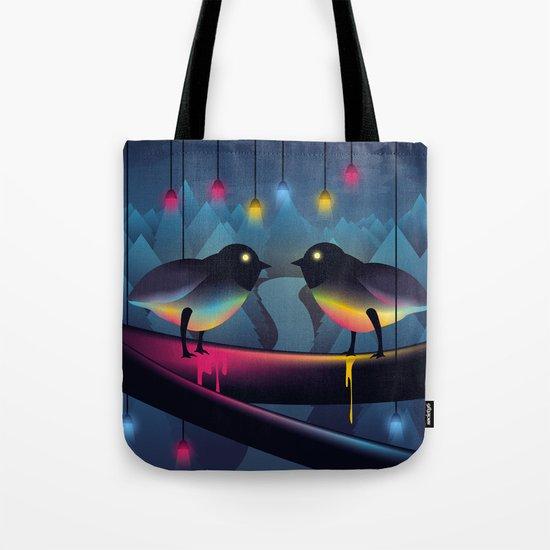 Disco Love Tote Bag