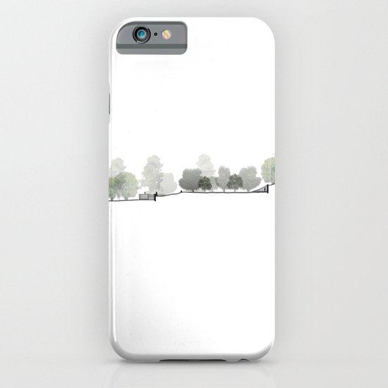 Landscape Section iPhone & iPod Case