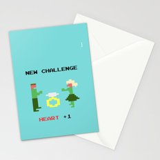 New challenge Stationery Cards