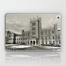 Northern Illinois University Castle - Black and White Laptop & iPad Skin