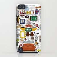 iPod Touch Cases featuring Collage by LoverlyPhotos