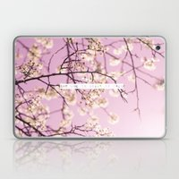 She Who is Brave is Free Laptop & iPad Skin