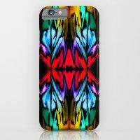 Parrot Patterns iPhone 6 Slim Case