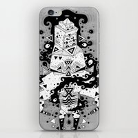 inner spiritzz iPhone & iPod Skin