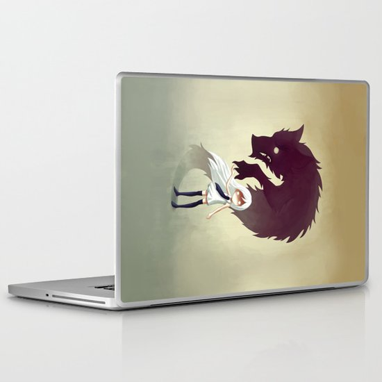 Werewolf Laptop & iPad Skin