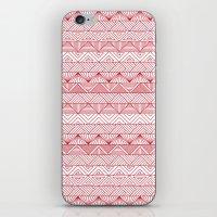 Triangle Trip iPhone & iPod Skin