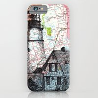 iPhone & iPod Case featuring Maine by Ursula Rodgers