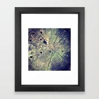 Nature Rings Framed Art Print