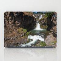 White River Falls iPad Case