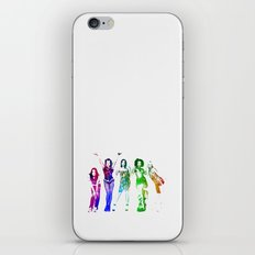 Spice Girls. iPhone & iPod Skin