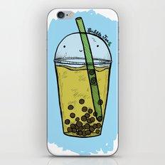Bubble Tea iPhone & iPod Skin