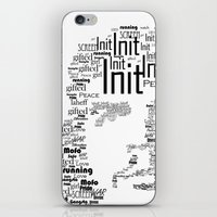 Che Type iPhone & iPod Skin
