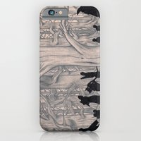 iPhone & iPod Case featuring On the way (The Fellowship of the Ring, LOTR) by Blanca MonQnill Sole