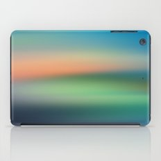 Abstract Seascape iPad Case