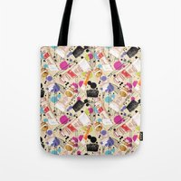 Paint It Tote Bag