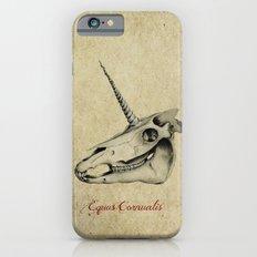 Equus Cornualis iPhone 6s Slim Case
