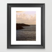 A Song For The Sea Framed Art Print