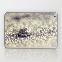 Silver Drop Laptop & iPad Skin
