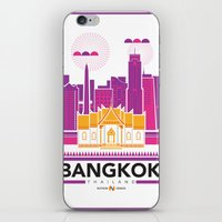 City Illustrations (Bang… iPhone & iPod Skin