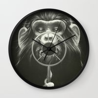 On Air Wall Clock