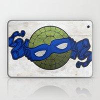 The Blue Turtle Laptop & iPad Skin