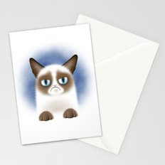 Nope (Grumpy Cat) Stationery Cards