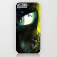 iPhone & iPod Case featuring Danae and light by Carlos Una