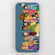 Babes iPhone & iPod Skin