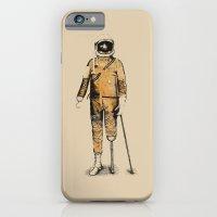 Astropirate (Watercolors… iPhone 6 Slim Case