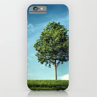 iPhone & iPod Case featuring Rhythm of Living by Solefield