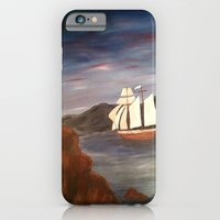 Sailing At Dusk iPhone 6 Slim Case