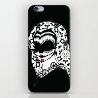 La Novia Muerta iPhone & iPod Skin