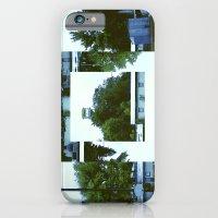 Decoy Geometry Overgrown iPhone 6 Slim Case
