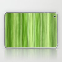 Ambient 3 In Lime Green Laptop & iPad Skin