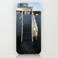 Wharf Walk iPhone 6 Slim Case