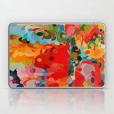 color bubble storm Laptop & iPad Skin