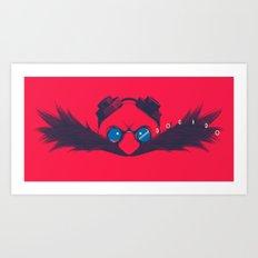 Dr. Robotnik & Sonic Art Print