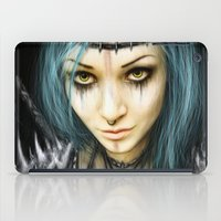Unstoppable: A Vampiric Warrior  iPad Case