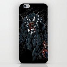 Vicious Venom Violence iPhone & iPod Skin